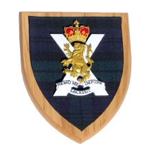 Royal Regiment of Scotland - Wall Plaque